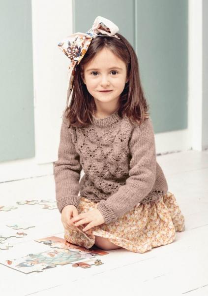 4efe1670 1804 Strikk til barna - Sandnes Garn - Lykkelig as