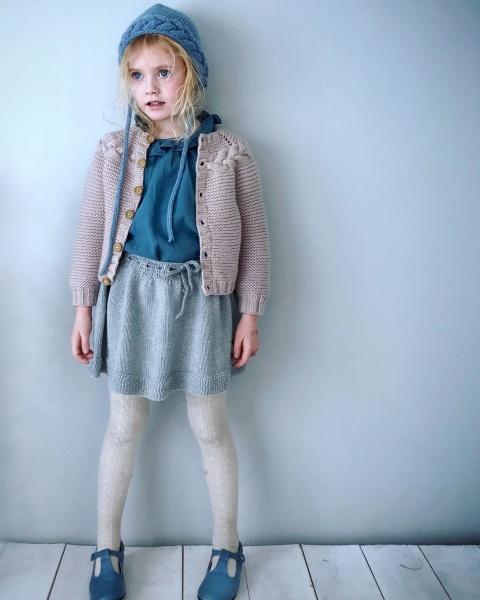 Tynn krans jakke | Kjoler, Kvinne, Jenter